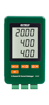 Extech SD900 DC Current Data Logger