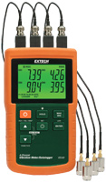 Extech VB500 4-Channel Vibration Meter