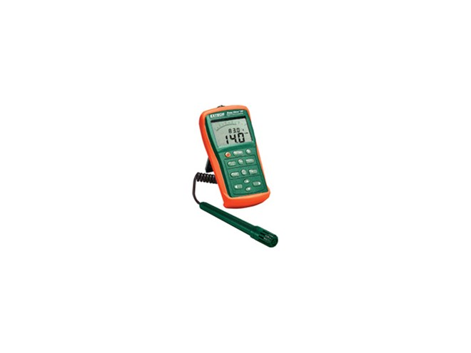 Extech EA25 EasyView Data Logging Hygro-Thermometer