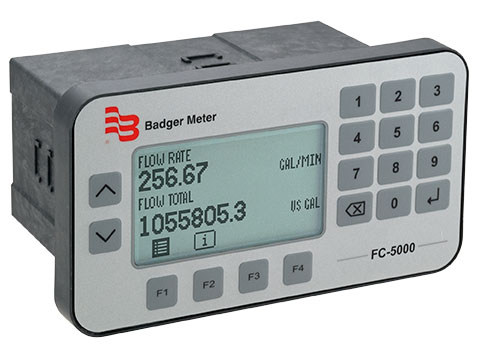 Badger Meter FC-5000 Flow Display