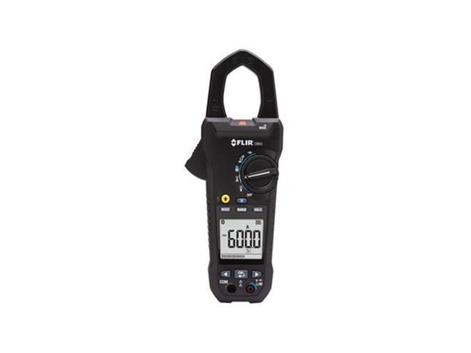 FLIR CM83 Power Clamp Meter