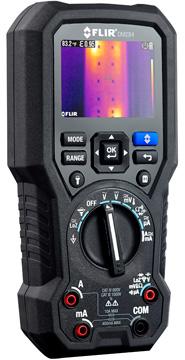 FLIR DM284 / DM285 Imaging Multimeter