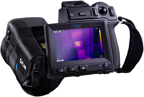 FLIR T1K HD Thermal Imaging Camera | Thermal Imagers / Infrared ...