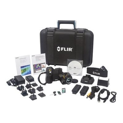 FLIR T430sc Thermal Benchtop Test Kit