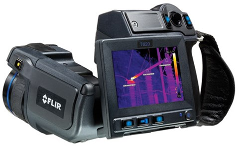 FLIR T620 Thermal Imaging Camera | Thermal Imagers / Infrared ...