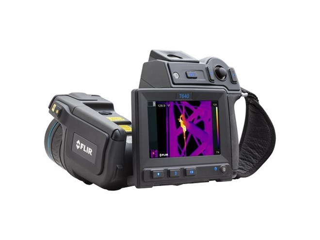FLIR T640 Thermal Imaging Camera