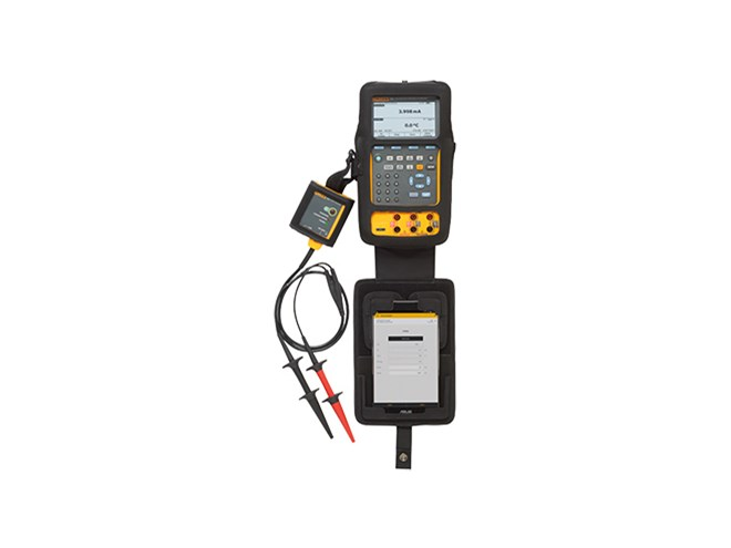 Fluke 754 Process Calibrator