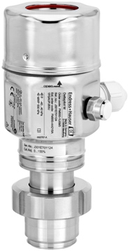 E+H Deltapilot FMB50 Level Transmitter