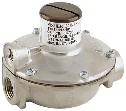Fisher 912 Series LP-Gas Pressure Regulator