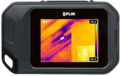 Máy ảnh nhiệt FLIR C2