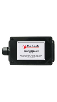 Flo-tech F5140 K Factor Scale