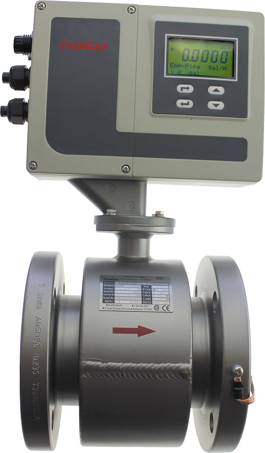 FloCat MFE Integral Mount Electromagnetic Flow Meter