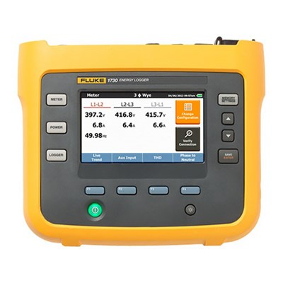 Fluke 1730 Three Phase Electrical Energy Logger