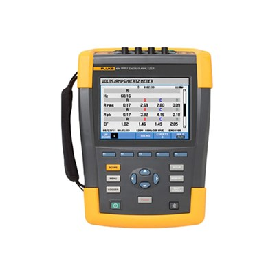 Fluke 434-II Three Phase Power Quality Analyzers