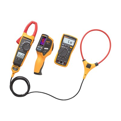 Fluke FLK-VT04 ELEC-KIT IR Thermometer Electrical Combo Kit