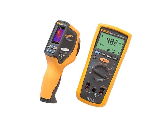 Fluke FLK-VT04-MAINT-KIT Visual IR Thermometer Maintenance Combo Kit