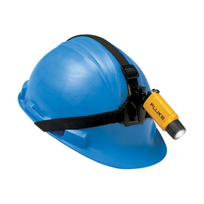 Fluke L206 Deluxe LED Hat Light