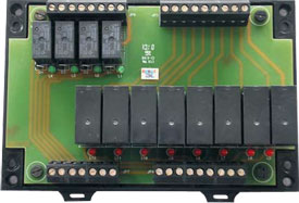 Fuji Electric 115V I/O Card