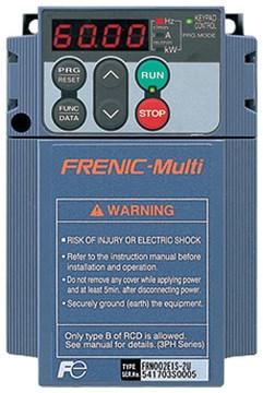 Inverter Fuji Electric manual