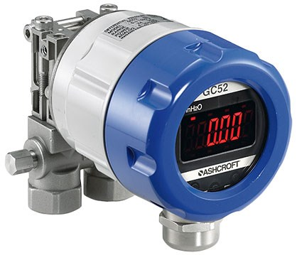 Ashcroft GC52 Differential Pressure Transmitter