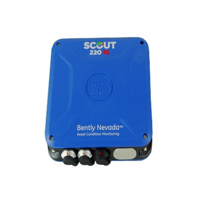 Bently Nevada SCOUT220-IS Condition Monitor