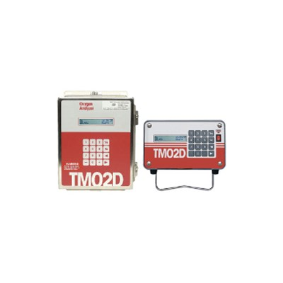 Panametrics TMO2D Display and Control Module