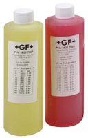 GF Signet pH Buffer Solutions