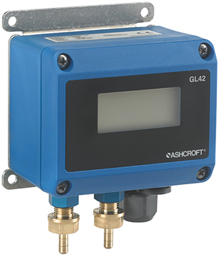 Ashcroft GL42 Low Differential Pressure Transmitter