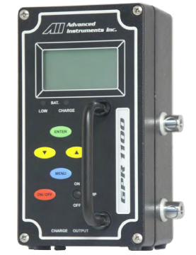 AII GPR-1100 Oxygen Analyzer