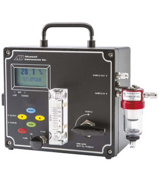 AII GPR-1200 / GPR-1200MS-2 Oxygen Analyzers