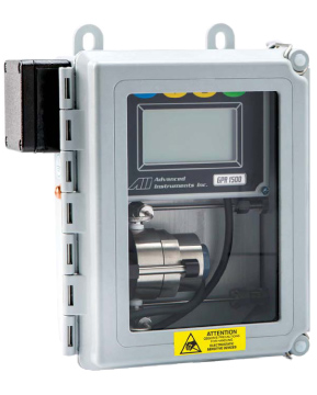 AII GPR-1500 Series Oxygen Analyzer