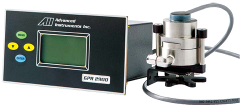 AII GPR-2900 Oxygen Analyzer
