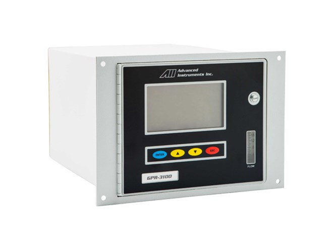 AII GPR-3100 Oxygen Analyzer