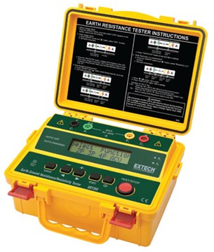 Extech GRT350 Ground Resistance Tester