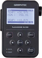Graphtec GL100 Data Logger
