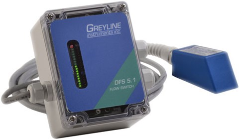 Greyline Instruments DFS 5.1 Doppler Flow Switch