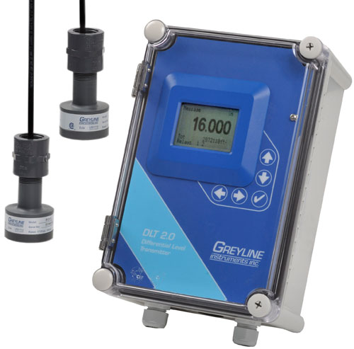 Greyline Instruments DLT 2.0 Differential Level Transmitter
