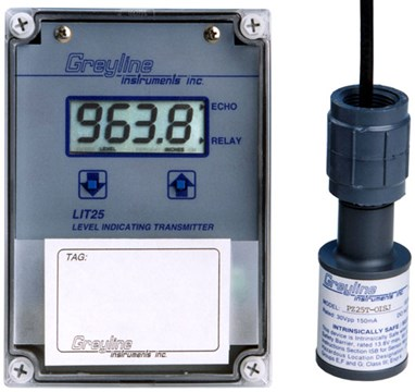 Greyline Instruments LIT25 Level Transmitter