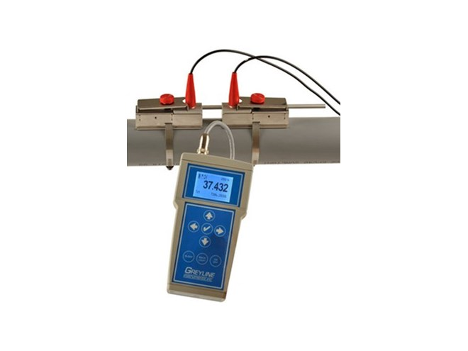Greyline Instruments PTFM 1.0 Ultrasonic Flow Meter
