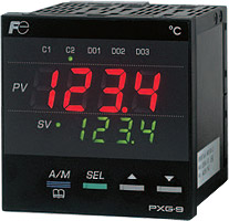 Fuji Electric PXG Series VMD Temperature Controller