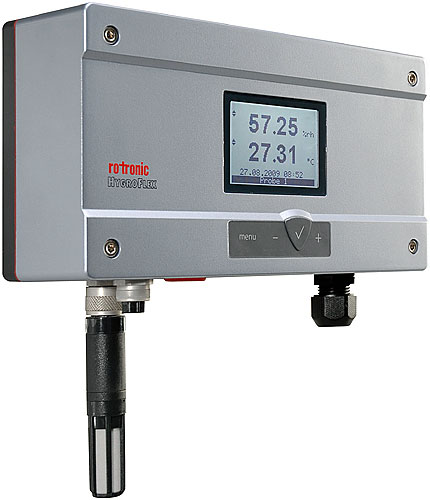 Rotronic HygroFlex8 Industrial Transmitter