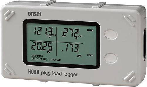 Hobo Data Logger : Hobo ux plug load data logger loggers