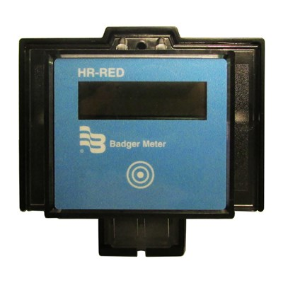 Badger Meter HR-RED Flow Monitor