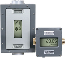 Hedland Flow Meter for Caustic Air and Gases
