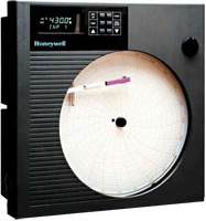 Honeywell DR4300 Series Digital Circular Chart Recorder