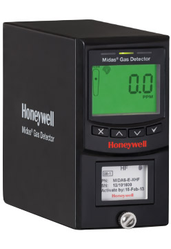 Honeywell MIDAS Gas Monitoring System