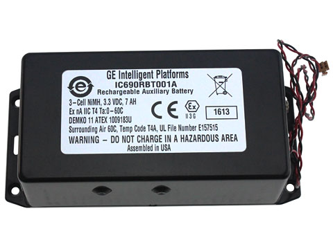 GE Automation IC690RBT001 Rechargeable Battery