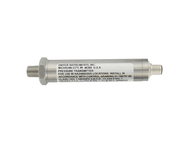 Dwyer IS626 Pressure Transmitter