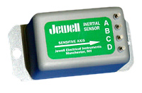 Jewell Instruments LCA-100 Series Accelerometer