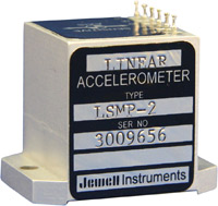 Jewell Instruments LSM Series Accelerometer